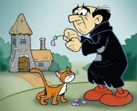 Gata-Lili-do-Gargamel