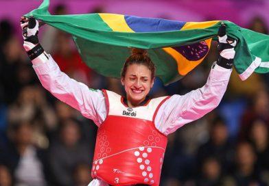 Brasil garante mais três atletas do taekwondo nos Jogos de Tóquio 2020
