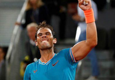 Nadal está cético com retorno do Circuito Mundial de Tênis este ano  Tenista espanhol diz que já pensa em começar logo 2021