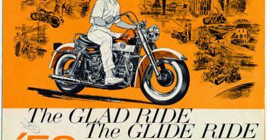 Harley-Davidson do Brasil relembra a evolução da suspensão em suas motocicletas
