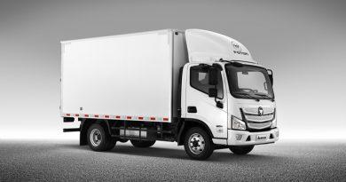 Foton lança no Brasil nova geração de caminhões urbanos – Família Aumark S