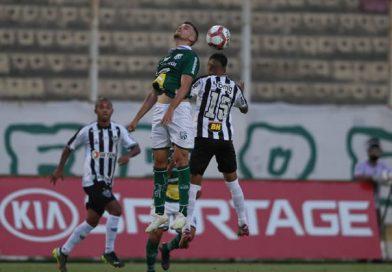 Mesmo com derrota para Caldense, Atlético-MG lidera Mineiro