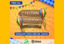 Charqueada lança o primeiro Festival Gastronômico Junino
