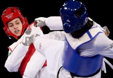 Milena Titoneli termina os Jogos Olímpicos a uma vitória da medalha de bronze
