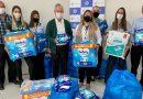 HFC Saúde recebe doação de fraldas geriátricas da Cocre