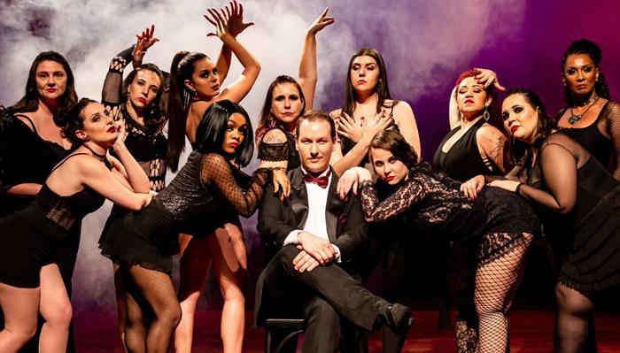 Allegro Vocalle estreia clássico da Broadway no Teatro Losso Netto